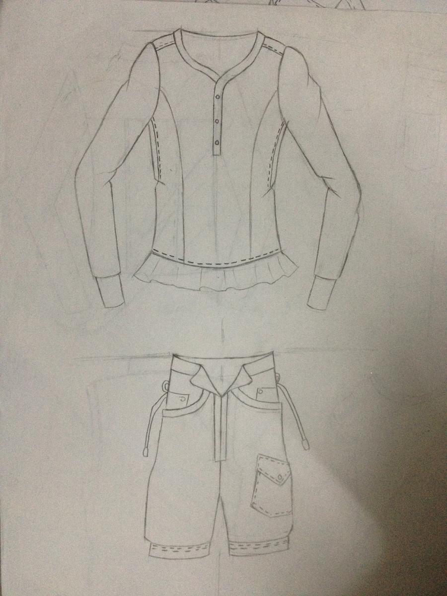学生校服手绘设计图,手绘婚纱设计图